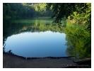 Jezioro Szmaragdowe w lecie - Szczecin